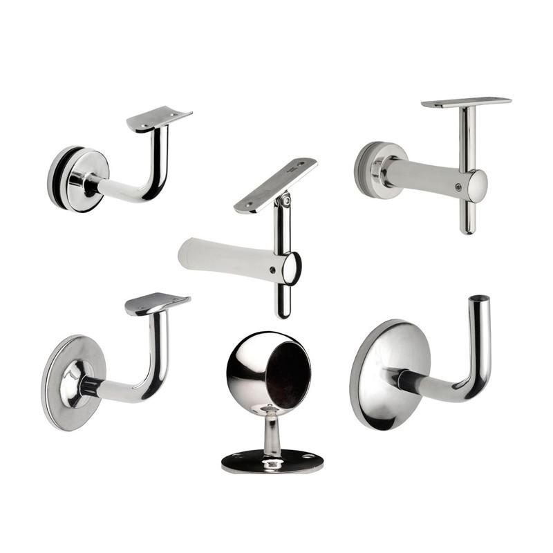 Herrajes y accesorios para barandas de acero inoxidable - Herrajes de acero inoxidable ...