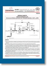 TD3-04 Válvula reguladora de presión 25p