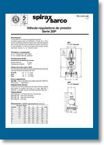Válvula reguladora de presión serie 25P